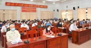 Hội nghị báo cáo viên trực tuyến toàn quốc tháng 1-2021