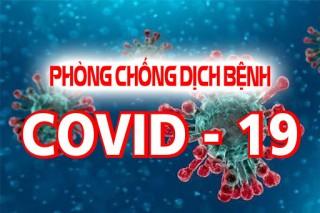 Nâng cao mức cảnh báo, cảnh giác phòng chống dịch Covid-19