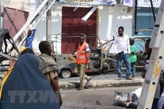 Đánh bom tại Somalia, 12 nhân viên an ninh thiệt mạng