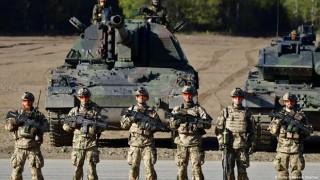 Đức tăng chi tiêu quốc phòng lên mức cao kỷ lục trong năm 2021