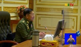 Tư lệnh quân đội Myanmar tuyên bố không thay đổi chính sách đối ngoại