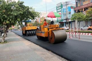 Chỉnh trang hạ tầng đô thị đón Tết Nguyên đán Tân Sửu 2021