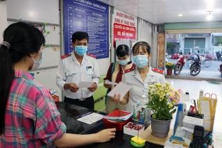 Kiểm tra công tác phòng chống dịch Covid-19 tại cơ sở khám chữa bệnh