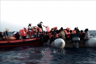 EU công bố kế hoạch mới đối với khu vực Địa Trung Hải
