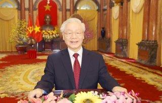 Tổng Bí thư, Chủ tịch nước chúc Xuân mới khí thế mới, thắng lợi mới