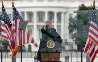 Cựu Tổng thống Mỹ Donald Trump được tha bổng trong cuộc luận tội