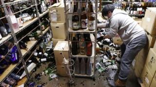 Động đất mạnh 7,1 độ ở Đông Bắc Nhật Bản - Nhiều hộ gia đình rơi vào cảnh mất điện