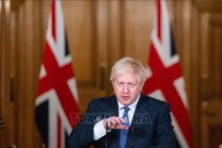 Anh thông báo chương trình nghị sự của hội nghị trực tuyến Nhóm G7