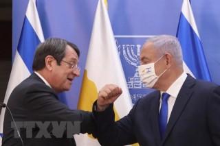 Dịch COVID-19: Israel-Cyprus ký thỏa thuận cho phép người dân qua lại