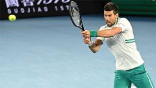 Djokovic thắng trận thứ 300 ở Grand Slam