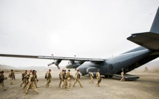New Zealand rút toàn bộ quân khỏi Afghanistan