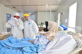 Indonesia ghi nhận số ca nhiễm mới trong ngày cao nhất Đông Nam Á