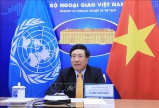 Phiên thảo luận trực tuyến cấp cao của Hội đồng Bảo an Liên hợp quốc