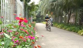 Diện mạo xã nông thôn mới nâng cao Phú Nhuận