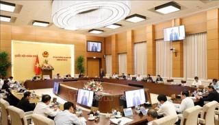 Phiên họp thứ 53 của Ủy ban Thường vụ Quốc hội khóa XIV sẽ diễn ra ngày 22-2-2021
