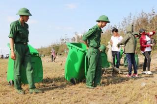 Tăng cường công tác quản lý chất thải, vệ sinh môi trường và phòng chống dịch Covid-19