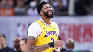 Vừa thua Brooklyn Nets, LA Lakers nhận thêm tin dữ từ Anthony Davis