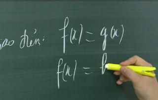 Bộ Giáo dục lên phương án điều chỉnh kế hoạch thời gian học, thi