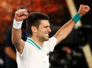 Djokovic lần thứ 9 vô địch Australian Open