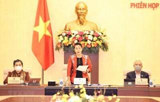 Khai mạc Phiên họp thứ 53 của Ủy ban Thường vụ Quốc hội