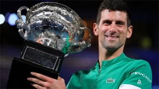 Djokovic - 'Độc cô cầu bại' ở Australian Open