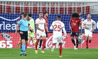 Sevilla lấy vị trí thứ 3 của Barca