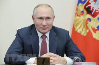 Tổng thống Putin: Quân đội Nga tự tin đối mặt với các thách thức lớn