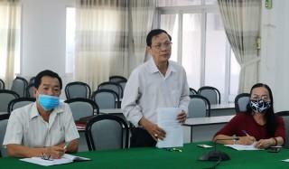 Hội nghị giao ban dư luận xã hội tháng 2-2021