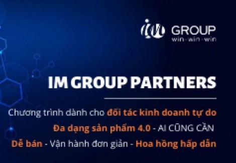 IM Group Bến Tre đồng hành khởi nghiệp