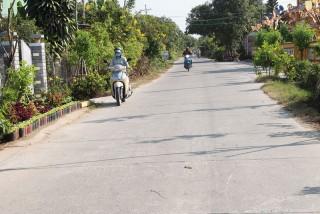 Lộc Thuận phấn đấu đạt chuẩn xã nông thôn mới trong quý II-2021