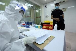 Chiều 25-2-2021, Việt Nam ghi nhận 8 ca mắc mới COVID-19