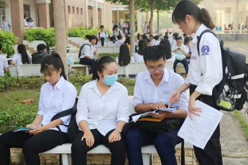 Trên 3 ngàn học sinh tham dự kỳ thi học sinh giỏi cấp tỉnh
