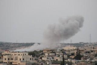 Nhiều người thiệt mạng trong cuộc không kích của Mỹ vào Syria