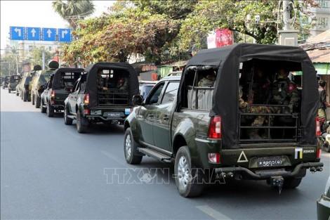 ASEAN tổ chức cuộc họp đặc biệt về tình hình Myanmar