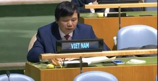 Đại hội đồng Liên hợp quốc thảo luận về tình hình ở Myanmar
