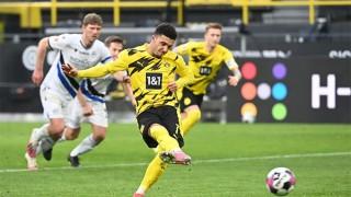 Hủy diệt Bielefeld, Dortmund hâm nóng đại chiến với Bayern ở vòng tới