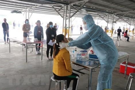 Việt Nam ghi nhận thêm 16 ca mắc mới COVID-19 trong chiều 28-2-2021