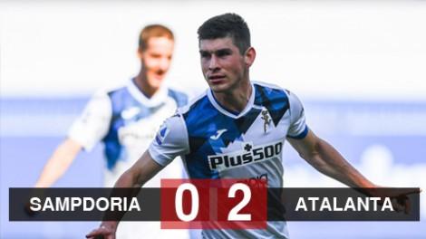 Đội khách lên thứ 4, bằng điểm với ĐKVĐ Juventus