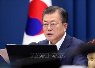 Tổng thống Hàn Quốc khẳng định sẵn sàng đàm phán với Nhật Bản và Triều Tiên