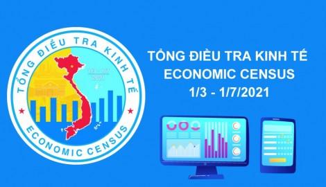 Bắt đầu tổng điều tra kinh tế năm 2021