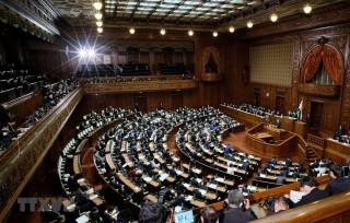 Hạ viện Nhật Bản duyệt dự thảo ngân sách 1.030 tỷ USD tài khóa 2021
