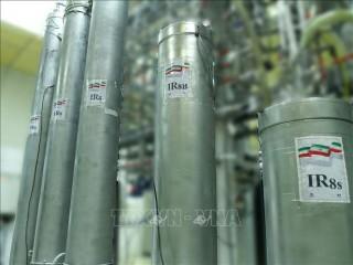 Iran cảnh báo chống lại nghị quyết của IAEA