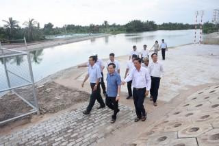Chủ động phương án phòng chống hạn mặn mùa khô 2021