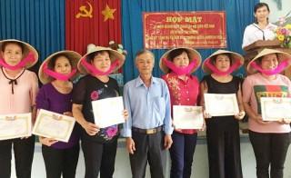 Phát triển tổ chức hội vững mạnh, góp phần xây dựng nông thôn mới