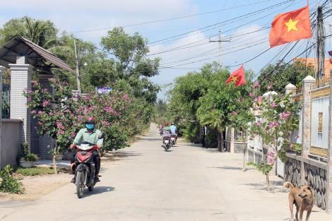 Cựu binh xã Bảo Thuận tích cực đóng góp xây dựng quê hương