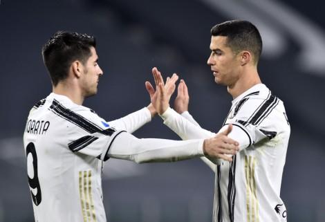 Ronaldo lập công giúp Juventus đánh bại Spezia