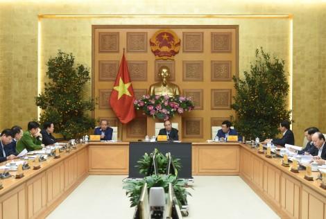 Thường trực Chính phủ họp về các dự án chậm tiến độ, kém hiệu quả của ngành công thương
