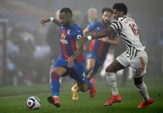 MU hòa thất vọng trước Crystal Palace