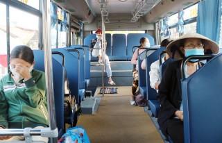 Lựa chọn đơn vị vận tải khai thác tuyến vận tải hành khách bằng xe buýt