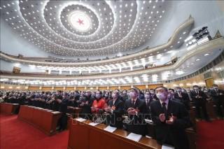 Khai mạc Hội nghị Chính hiệp toàn quốc Trung Quốc 2021